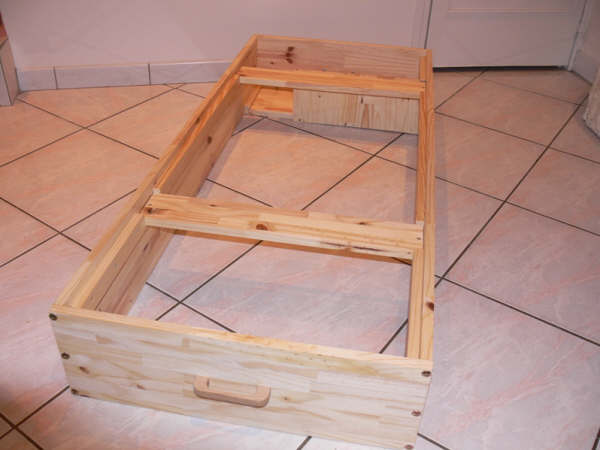 Construction terrarium for Avoir une tortue a la maison