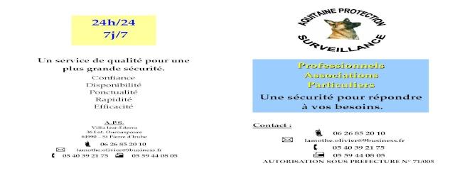 Aquitaine Protection