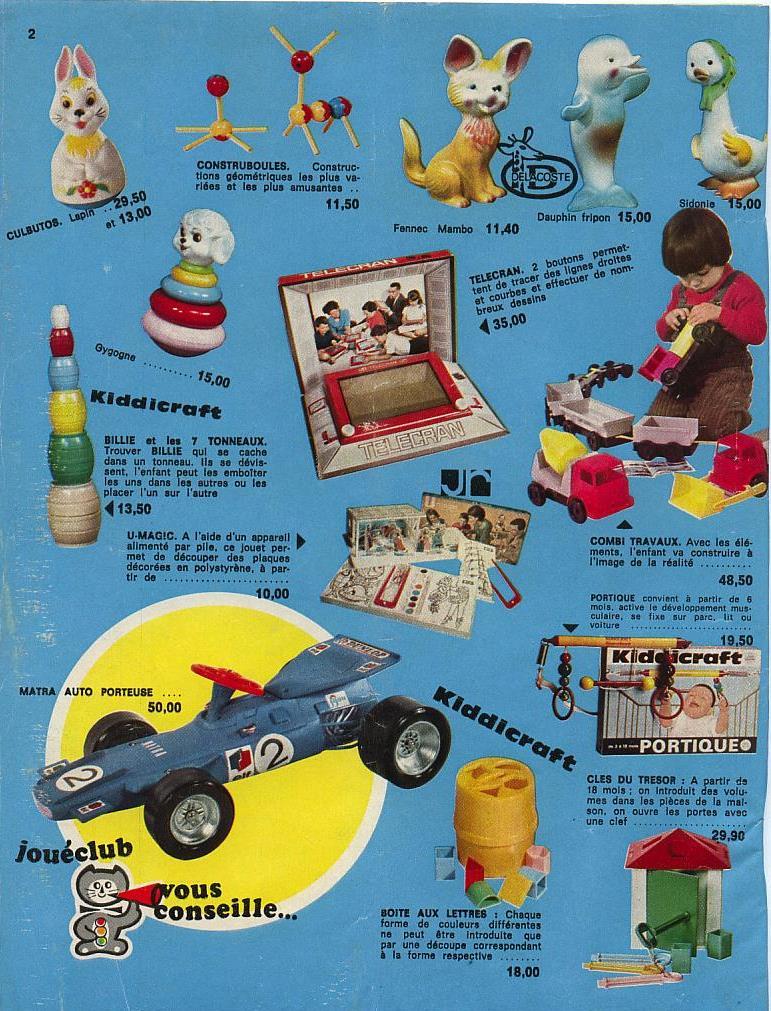 Scans 1971 Communauté Le Forum De La Catalogue Eighties Jouéclub hQCtsrd