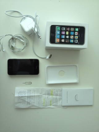 Belgium iPhone Forum - belgium-iphone.lesoir.be • Consulter le sujet - (Vends) iPhones 3Gs 32GB Blanc