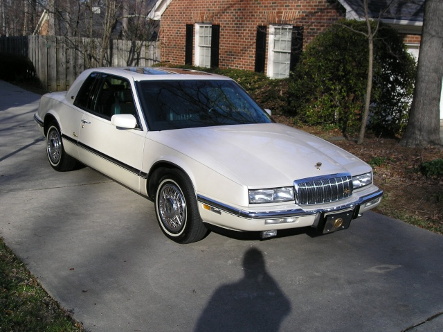1993 riviera for sale greensboro nc buick riviera. Black Bedroom Furniture Sets. Home Design Ideas