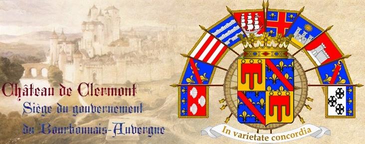 Duché du Bourbonnais-Auvergne