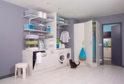 conseil d co murs d 39 un buanderie. Black Bedroom Furniture Sets. Home Design Ideas