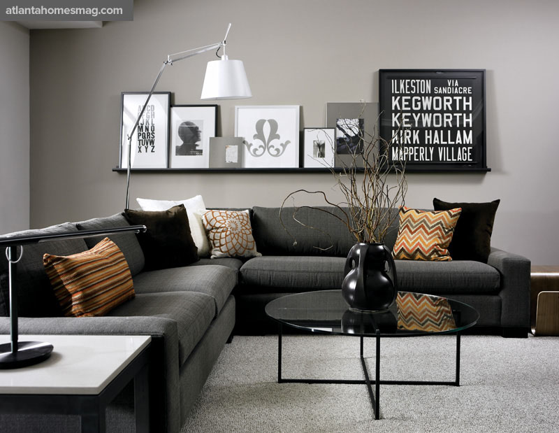 16 Outstanding Grey Living Room Designs That Everyone Should See | Grey  Living Rooms, Living Rooms And Room