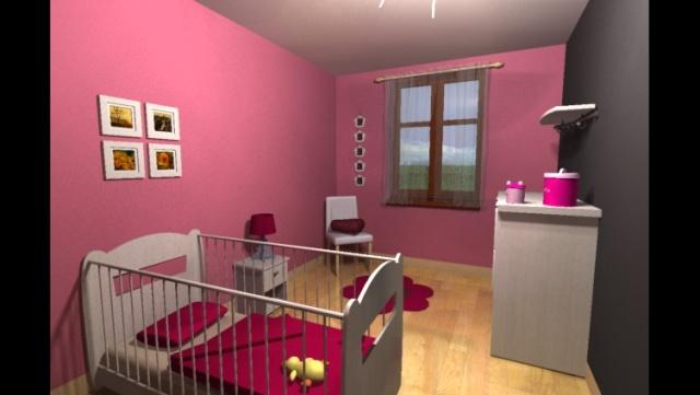 Best Chambre Rose Fushia Ideas - ansomone.us - ansomone.us