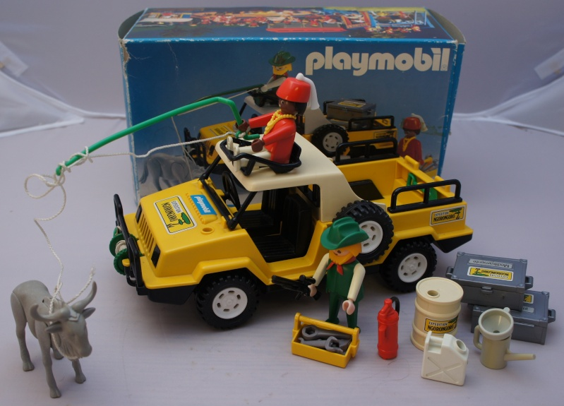 playmobil thme safari expedition ngorongoro litteul run. Black Bedroom Furniture Sets. Home Design Ideas