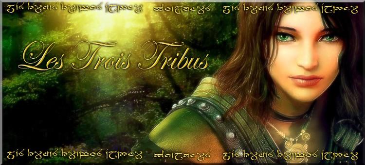 Les Trois Tribus Eldar [Elfe]