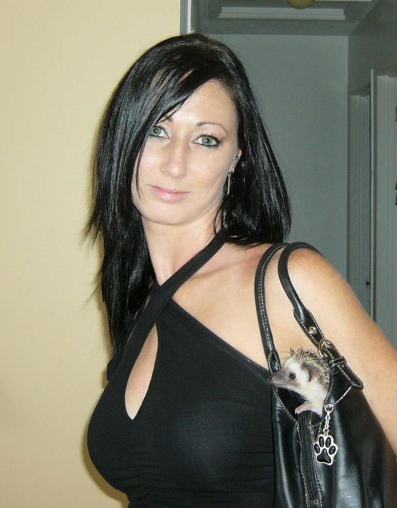 Mon petit coté blonde.... avec Mika et ma chatte Mulan! Nicole Richie