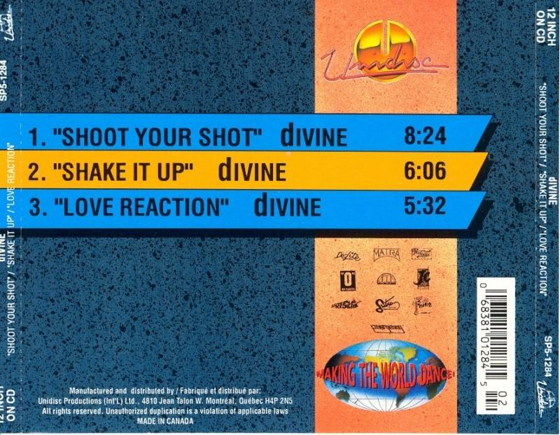 Divine - 12 Inch Classics