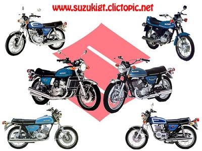 SUZUKI GT