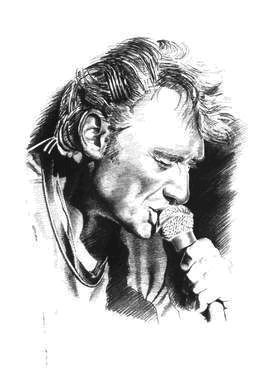 Johnny Dessins Et Caricatures