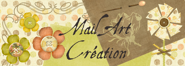 Mail  art création