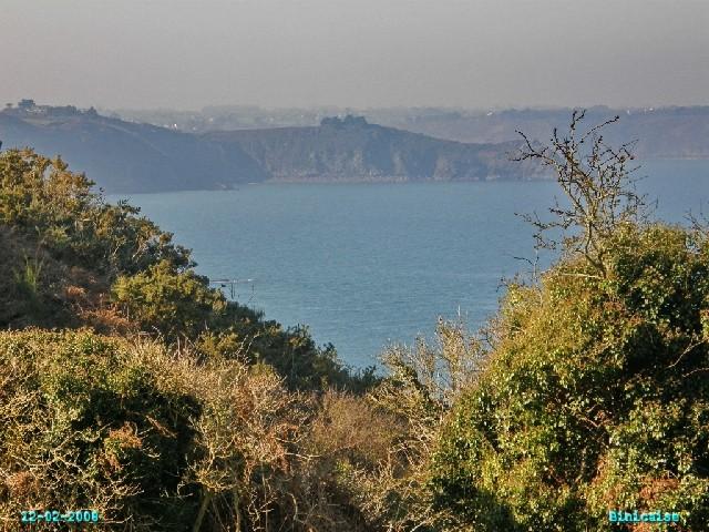 Plouha les falaises. 1/2. dans Bretagne p2123210