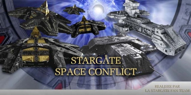 Stargate Space Conflict English Forum