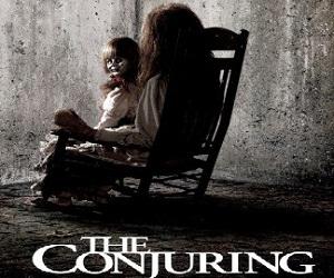 فيلم The Conjuring 2013 مترجم ديفيدي Webrip نسخة 576p