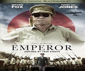 فيلم Emperor 2013 مترجم DVDrip - نسخة 576p تومي لي جونز