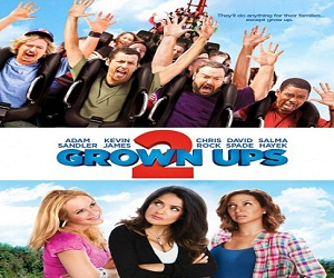 فيلم Grown Ups 2 2013 مترجم الجزء 2 - آدم ساندلر و سلمى حايك