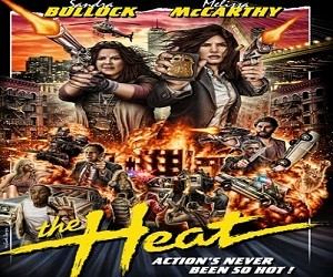 فيلم The Heat 2013 مترجم بنسخة ديفيدي SDTV-DVD