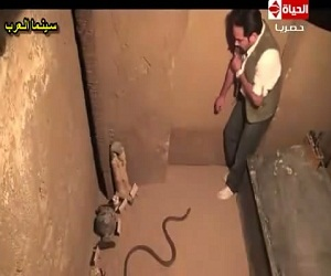 شاهد برنامج رامز عنخ امون حلقة محمد رجب - كاملة