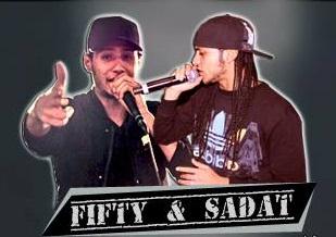مهرجان سادات و فيفتي نونو من مسلسل الداعية MP3 - نسخة أصلية