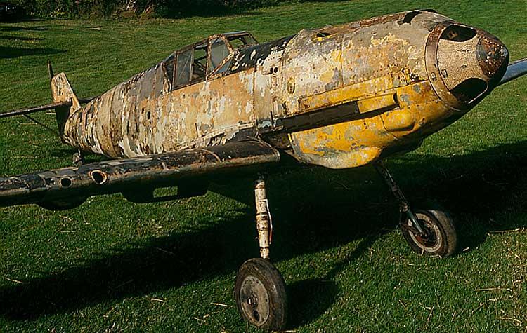 Найденные разбившиеся самолеты второй мировой войны (30фото.