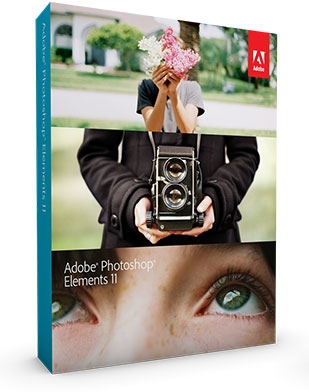Promotion Adobe Photoshop Elements 11 sur Amazon jusqu'à ce soir 23h