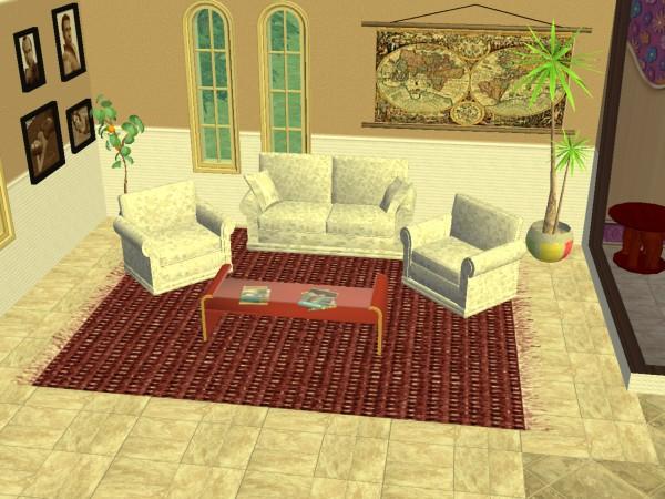 Cuatro alfombras rusticas 4x3 de taroo four rustic rug 4x3 - Alfombras rusticas ...