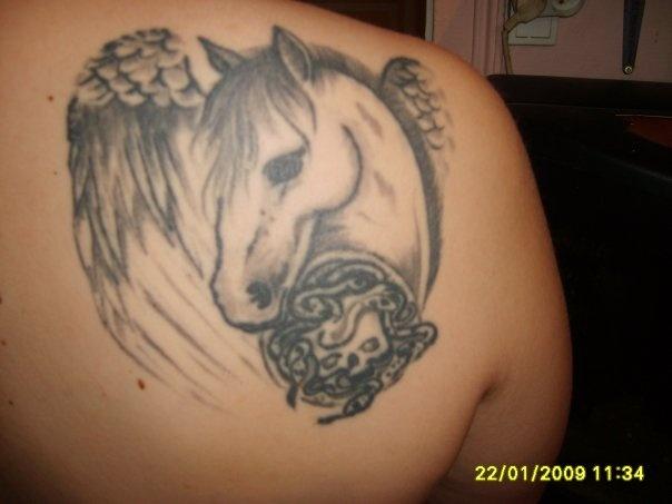 Saddle Tattoo Designs