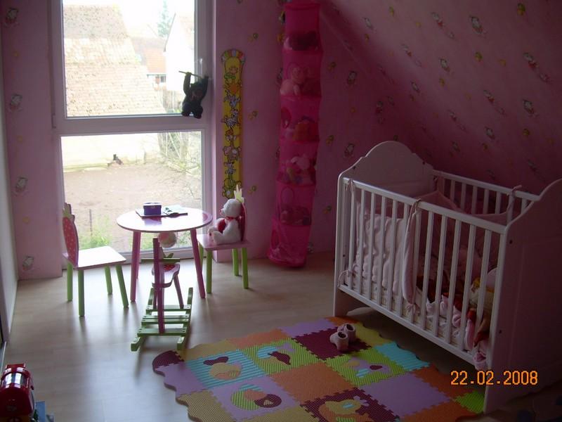 La chambre de sol ne for Ma chambre de bebe