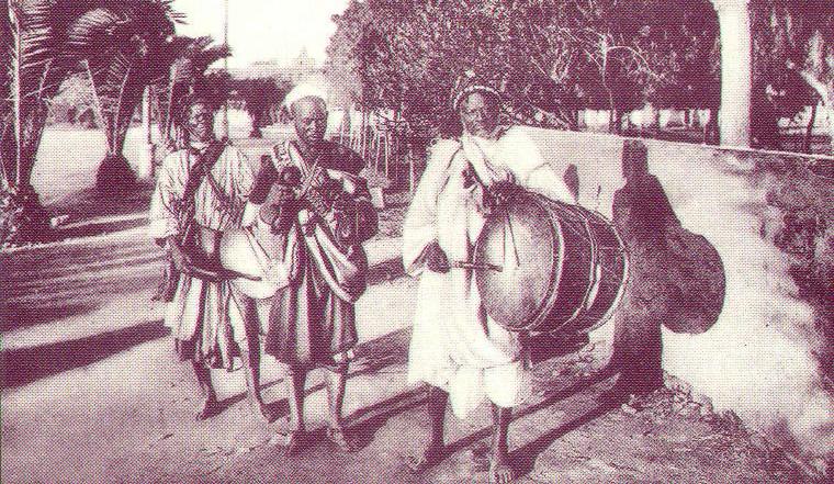 Lila dans le contexte de la musique des gnawa