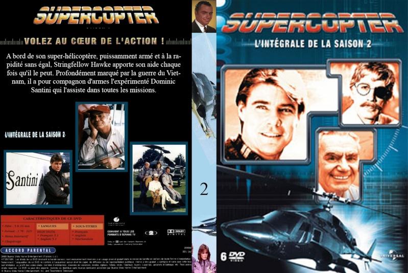 supercopter saison 2