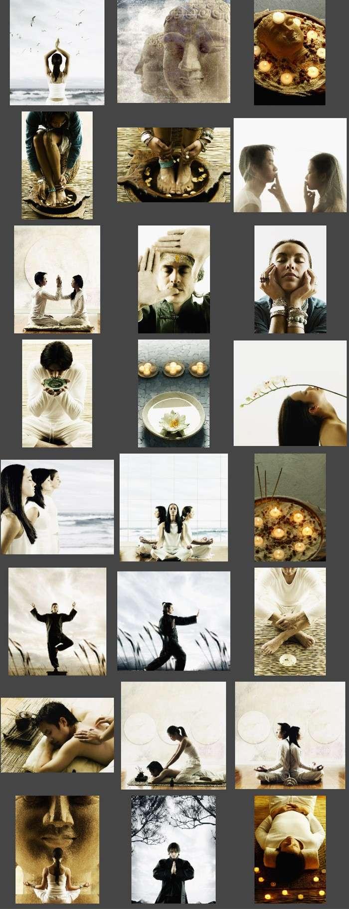 Yoga Resimleri (Arşivlik)