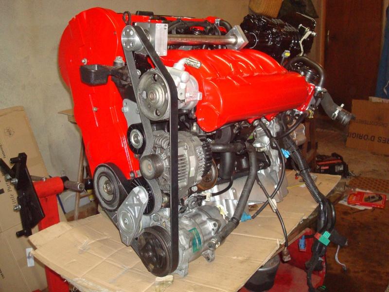 Xsara  La Xsara 2 Oi 16v Bv6 De Racer - Montage Arceau