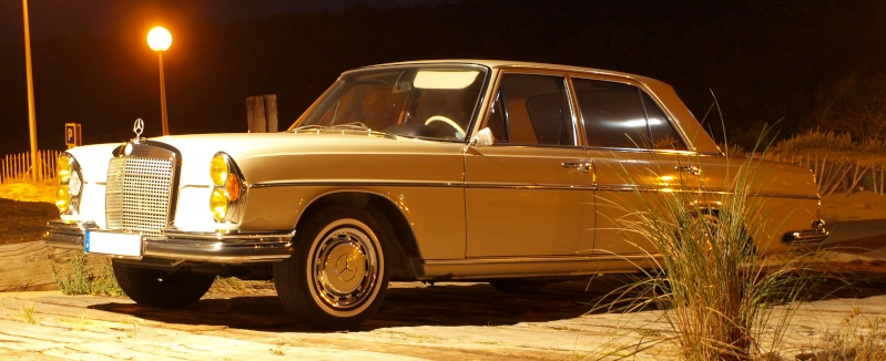 Mercedes 280s w108 pr sentation page 10 restaurations anciennes forum collections - Garage mercedes deauville ...