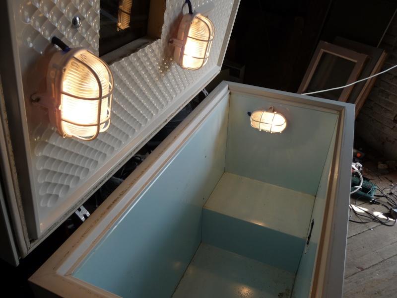 bricolage cabine de sablage home made vrally 4l. Black Bedroom Furniture Sets. Home Design Ideas