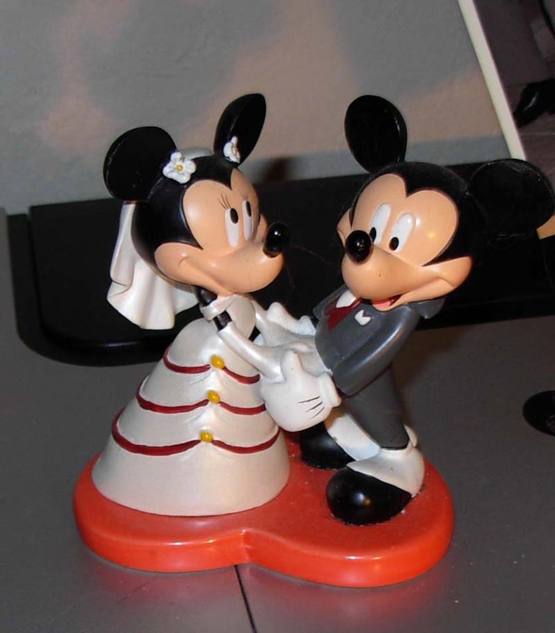 figurine s de mariage romantiques si mariage est synonyme damour ...