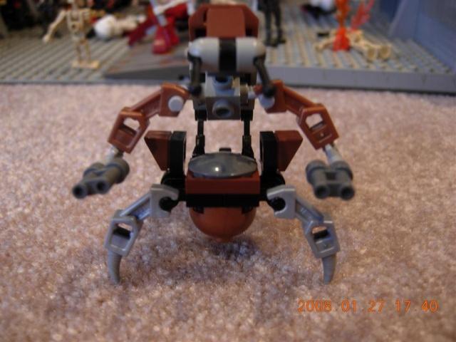 Как сделать робота стража
