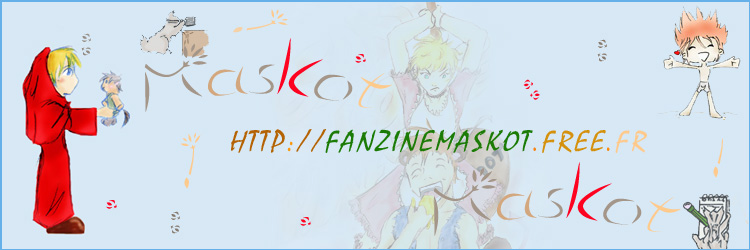Fanzine Maskot