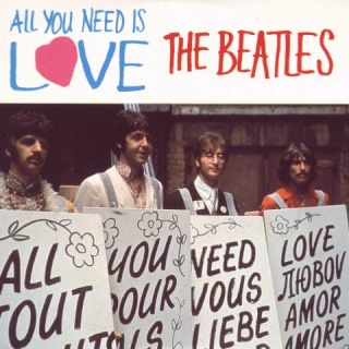 Beatles, all you need is love