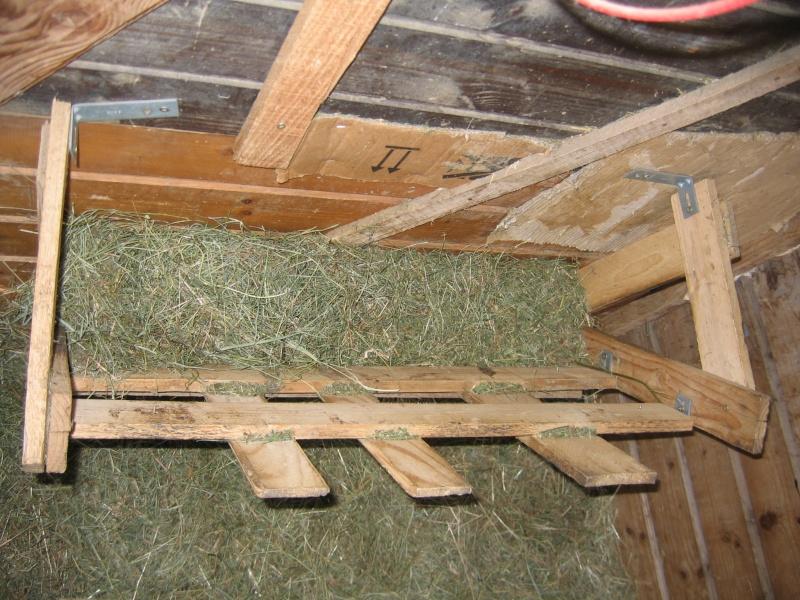 Plan pour ratelier for Chevre pour couper le bois