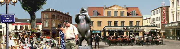 Place de l'ours