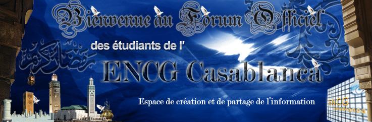 E N C G - Casablanca