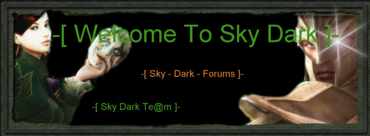-[ Sky - Dark ]-