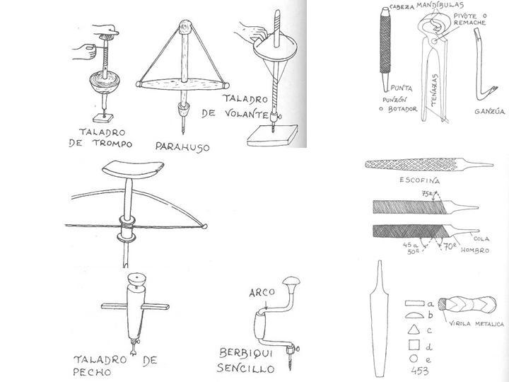 Dibujos y fotos de herramientas de carpintero - Herramientas de carpinteria nombres ...