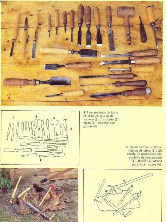 Dibujos y fotos de herramientas de carpintero - Trabajo carpintero madrid ...