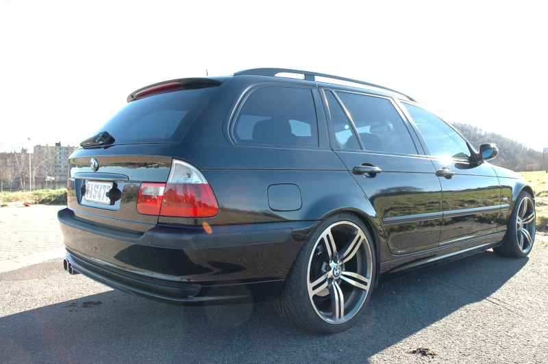 2001 BMW 320d Touring E46 related infomationspecifications