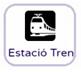 ESTACIÓ TREN / ESTACIÓN TREN