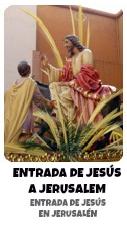 ENTRADA DE JESÚS