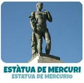 ESTÀTUA MERCURI