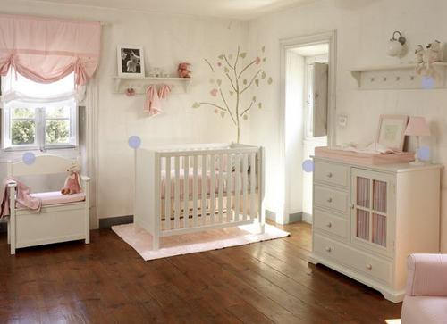 Besoin d 39 aide pour le choix de la d co de la chambre for Idee peinture chambre bebe fille